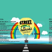 Program Street Art festivala