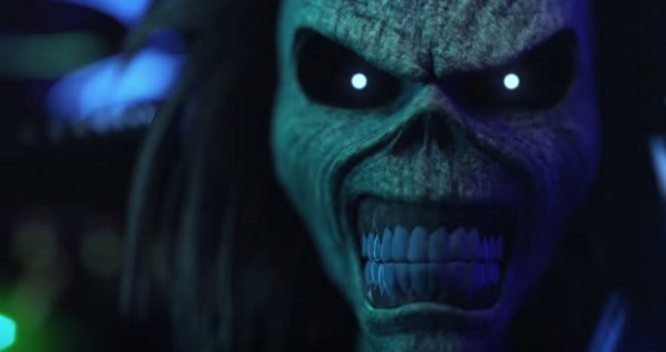 Pogledajte novi spot sastava Iron Maiden