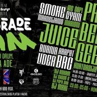 "Festival Hip-Hop kulture ""Belgrade Jam"""