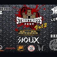 Streetriffs Fest vol. 2 u klubu Sioux