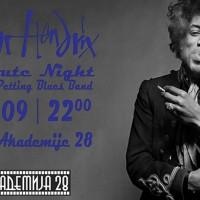 Akademija 28 novu sezonu otvara uz pesme Jimija Hendrixa