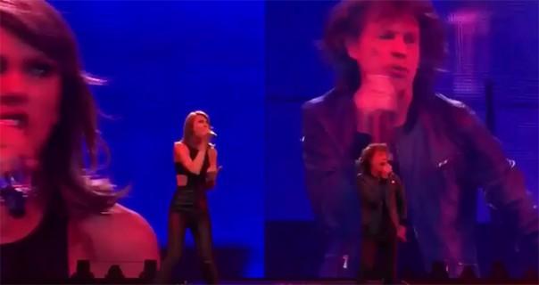 Taylor Swift i Mick Jagger zajedno na bini