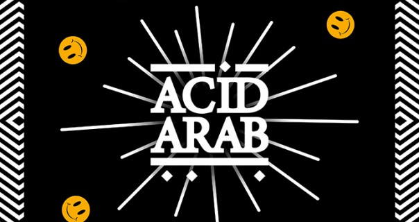 Acid Arab na 5. rođendanu kolektiva Banda Panda