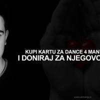 Manja vas zove na Dance4Manya festival