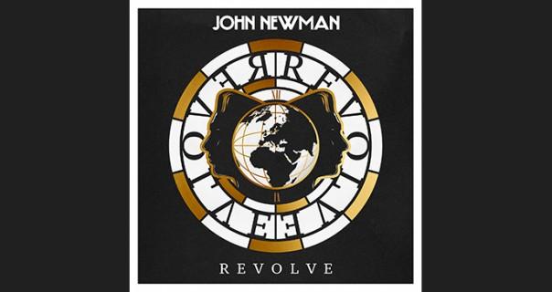 """John Newman predstavlja """"Revolve"""""""