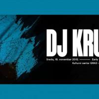 DJ KRUSH u Beogradu