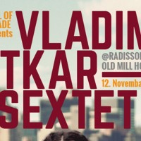 Prvi beogradski koncert Vladimira Četkara