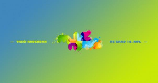 MjuzNews danas slavi 3. rođendan u Kc GRAD
