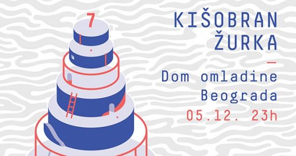 Kišobran kolektiv slavi 7. rođendan
