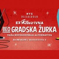 Nova godina u Kluzu uz Irie FM i Zemlju Gruva