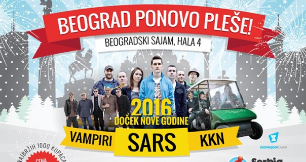 S.A.R.S., Vampiri, MVP, KKN, Grupa 3 i RNDM na istom dočeku