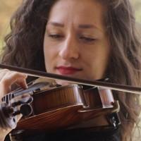 Violinistkinja Jovana Stošić 20. februara u CLU Gvarnerijus