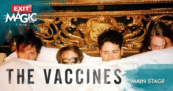 EXIT potvrdio dolazak sastava The Vaccines