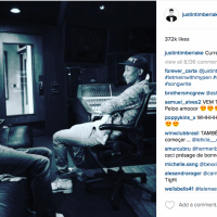 Timberlake i Pharrell u studiju