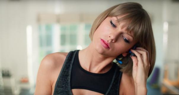 """Svi Taylor Swift """"1989"""" spotovi na jednom mestu"""