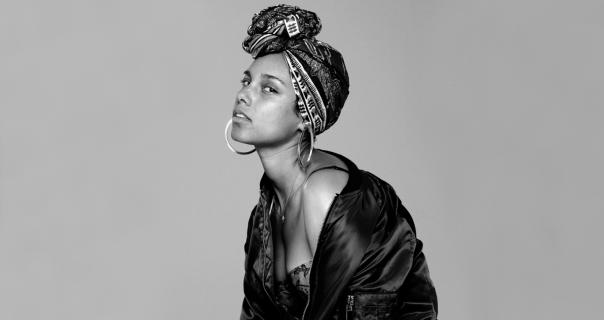 Sasvim nova Alicia Keys