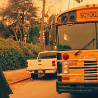 Kanye protiv školskog autobusa