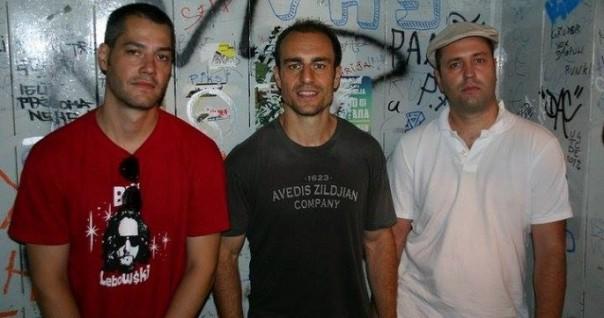 Trio Sveti na letnjoj sceni BitefArtCafea