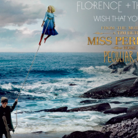 Florence, The Machine + Tim Burton