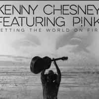 Kenny Chesney ima Pink na novoj pesmi