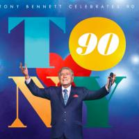 Tony Bennett proslavlja devedeseti rođendan sa prijateljima