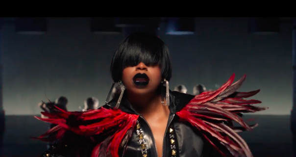 Missy Elliott tri vatra emodžija