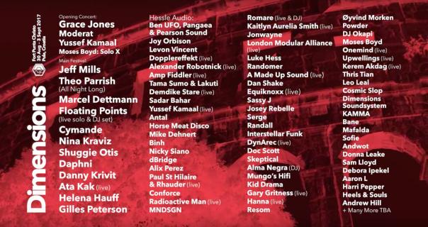 Raduje nas Dimensions festival ne samo zbog Grace Jones