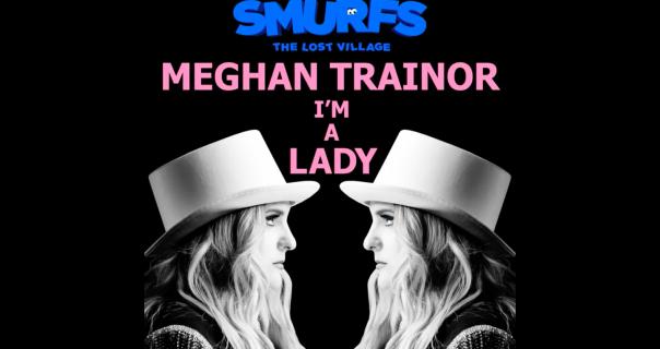 Meghan Trainor je štrumftastična dama