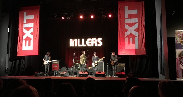 The Killers na Nultom danu EXIT festivala