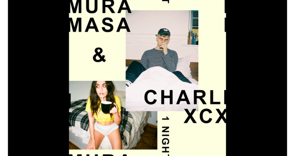 Mura Masa i Charlie XCX u pesmi 1 Night