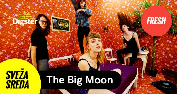 Digster #SVEŽASREDA: The Big Moon