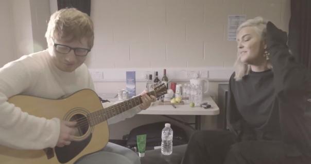 Anne-Marie dobila Eda Sheerana za akustičnu verziju svog hita