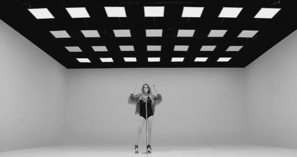 Ellie Goulding spot, niotkuda