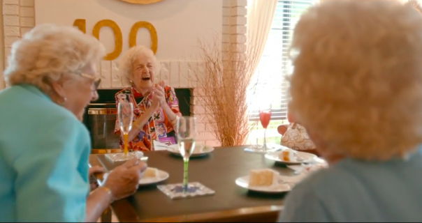 Stoti rođendan Macklemorove bake