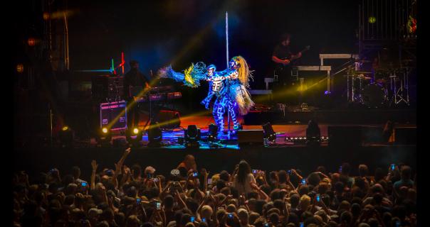Grace Jones spektakularno otvorila 6. Dimensions Festival