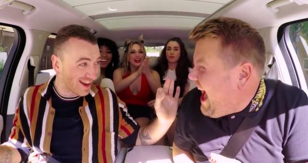 Sam Smith zabavniji u Carpool Karaoke nego što je iko očekivao