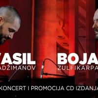 Vasil Hadžimanov i Bojan Zulfikarpašić ponovo na sceni Kolarca!