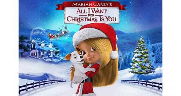 All I Want For Christmas je sada i animirani film, a Mariah ima novu pesmu