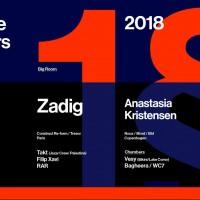 Nova godinu u Dragstoru donosi 12 nastupa u 3 sobe