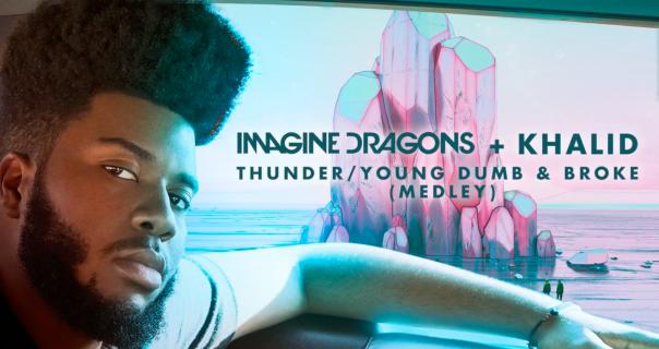 Khalid i Imagine Dragons dali studijsku verziju svog medlija