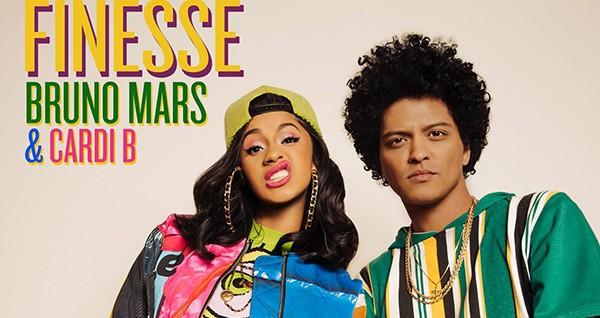 Bruno Mars remiksovao Finesse sa Cardi B