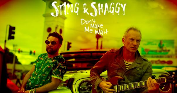 Shaggy i Sting izdaju zajednički album