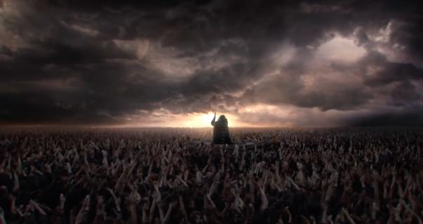 Kendrick Lamar i SZA u spotu za All The Stars