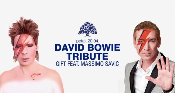 GIFT i Massimo prave svirku u čast velikog Bowiea