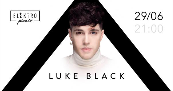 Luke Black večeras u Elektropioniru