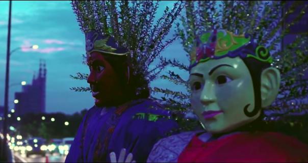 The xx objavili kratki film snimljen u Džakarti