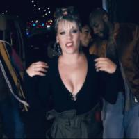Ulična umetnost i plesači u novom P!nk spotu