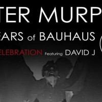 Peter Murphy slavi 40 godina Bauhausa i u Beogradu