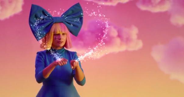 Sia zvala Maddie Ziegler za LSD spot
