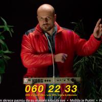 Vojko V dao spot pred beogradski koncert